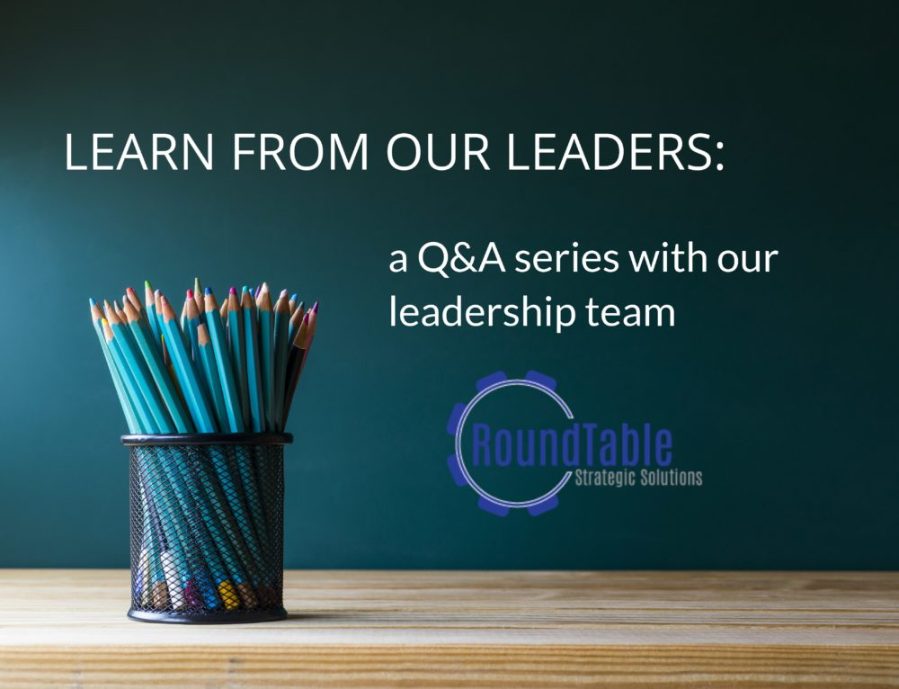 Learn From Our Leaders: Q&A With Kyle Swarts